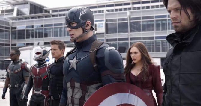 Capitán América Civil War Spiderman crítica CinemaNet