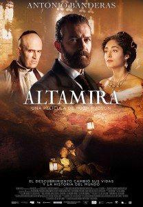 CinemaNet Altamira Antonio Banderas arqueología ciencia fe