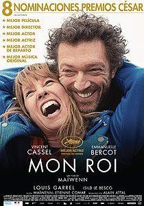 CinemaNet Mi amor francesa Vincent Cassel Emmanuelle Bercot