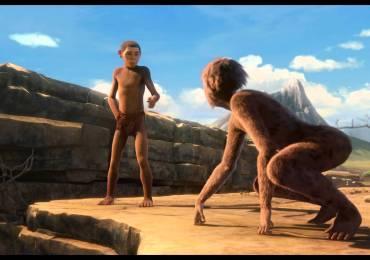 El reino de los monos Evolution Man James Debbouze