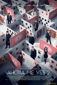 CinemaNet Ahora me ves 2 Jesse Eisenberg magia ilusionistas