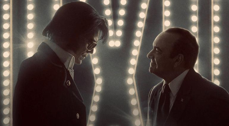 CinemaNet Elvis & Nixon Kevin Spacey