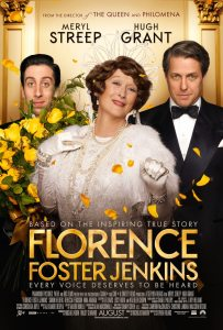 CinemaNet Florence Foster Jenkins Meryl Streep Hugh Grant
