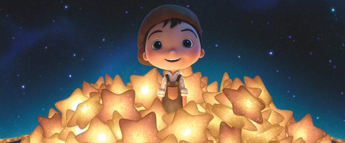 CinemaNet Pixar cineforum cortos Luna Boundin Partly Cloudy valores