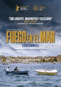 CinemaNet Fuego en el mar Fuocoammare Gianfranco Rosi
