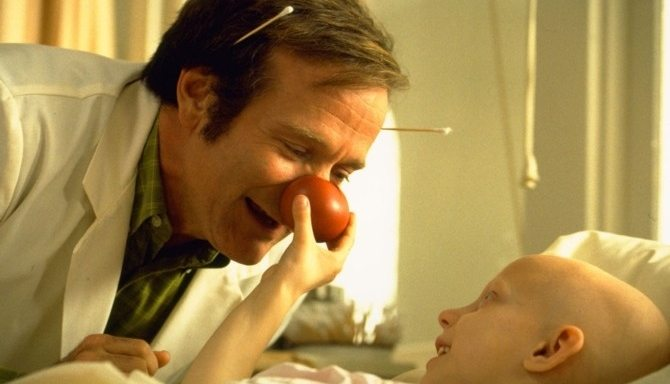 CinemaNet Patch Adams Economia