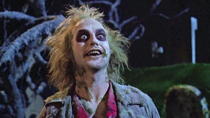 beetlejuice it follows CinemaNet terror Halloween Dracula