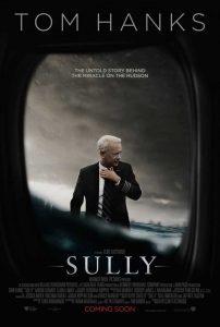 CinemaNet Sully Clint Eastwood Tom Hanks