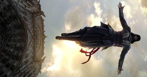 Assassin's Creed Michael Fassbender Marion Cotillard Kurzel CinemaNet