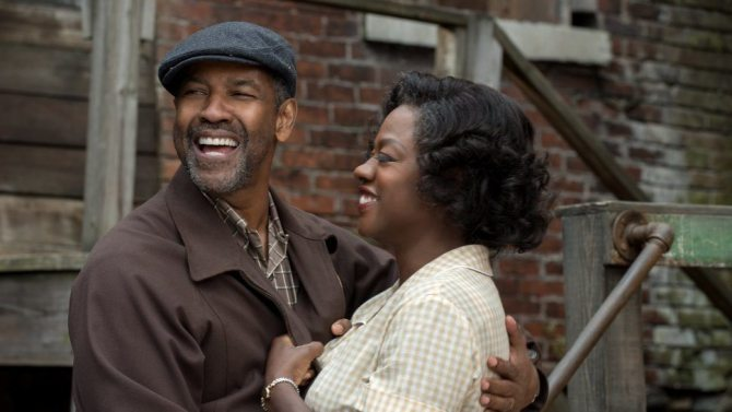 Fences CinemaNet Denzel Washington