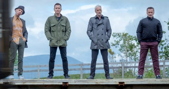 CinemaNet T2 Trainspotting Danny Boyle