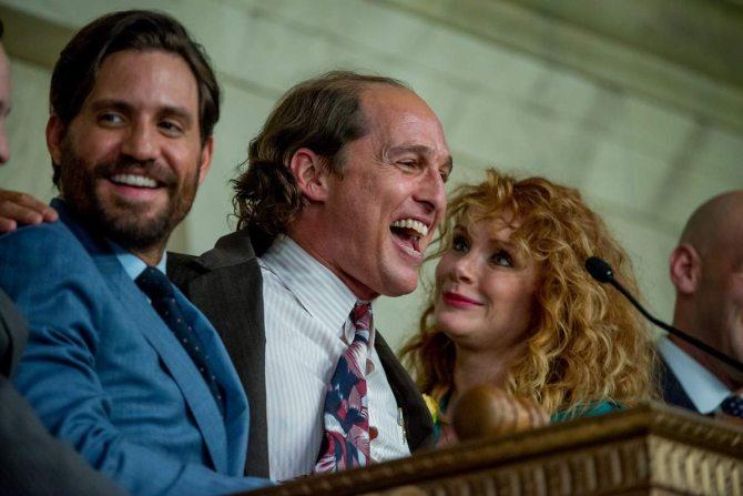 CinemaNet Gold Matthew McConaughey