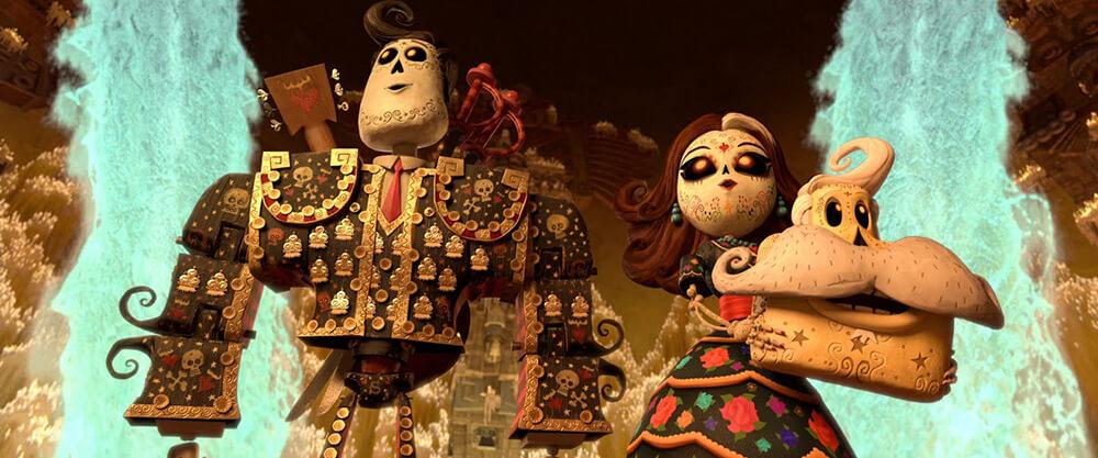 Cine familiar animación verano CinemaNet El libro de la vida-2
