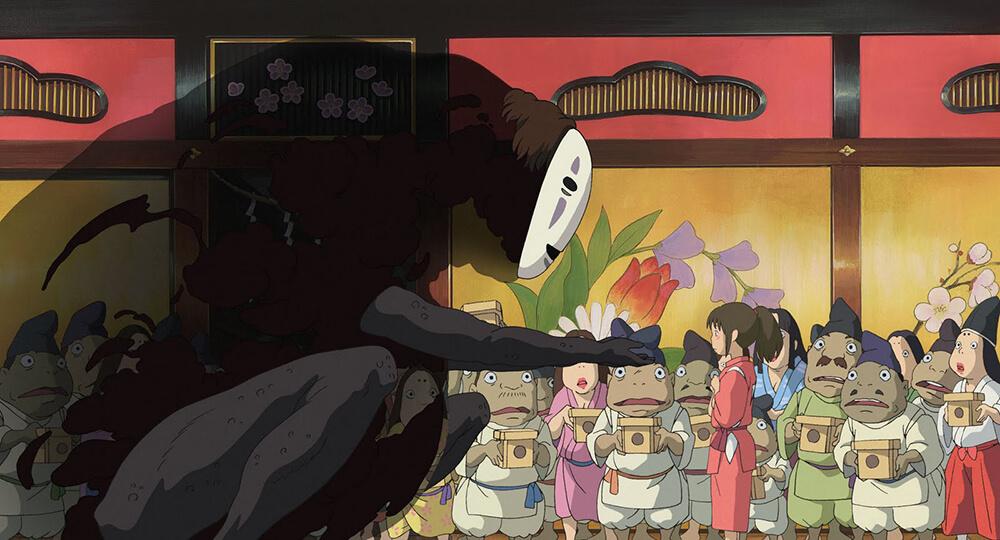 Cine familiar animación verano CinemaNet El viaje de Chihiro 2-2