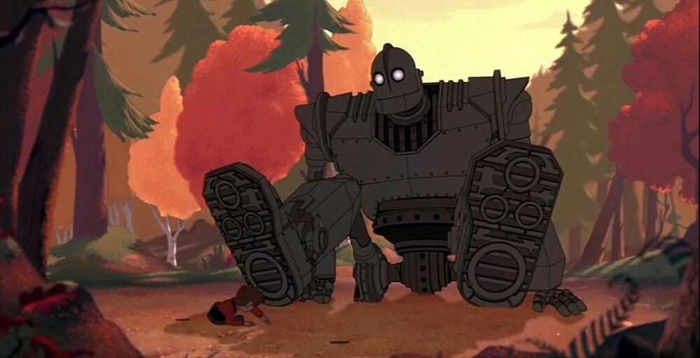 Cine familiar animación verano CinemaNet el gigante de hierro-2