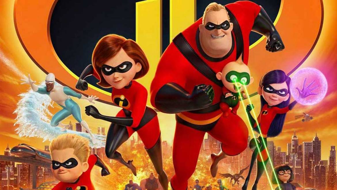 Cinemanet | Los increibles