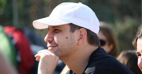 Jesús García Colomer, director de Hospitalarios
