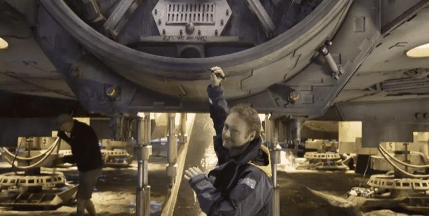 Detrás de las cámaras Star Wars: Los últimos Jedi