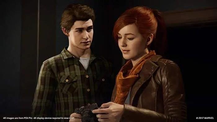 Spider-Man PS4: Mala historia
