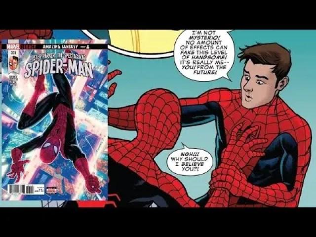Viñeta de El Asombroso Spiderman 145 (Panini Cómics)