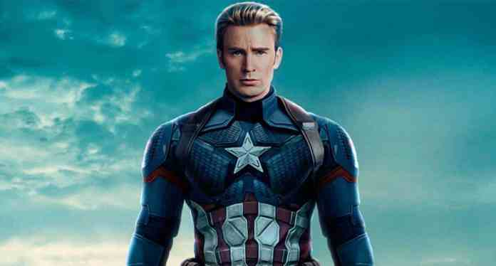 The person who convinced Chris Evans to play Captain America