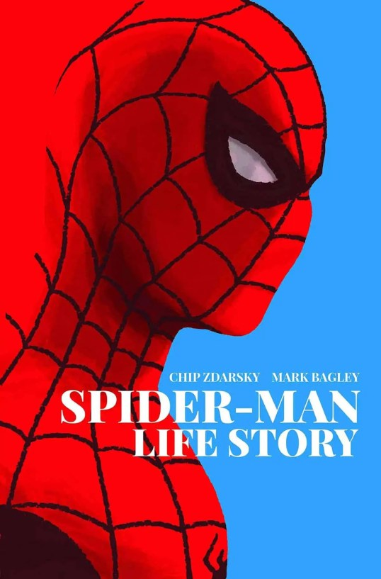 Reseña MARVEL HC Spiderman Toda una vida - Cinemascomics.com