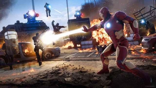 La beta abierta de Marvel Avengers estará disponible este fin de ...