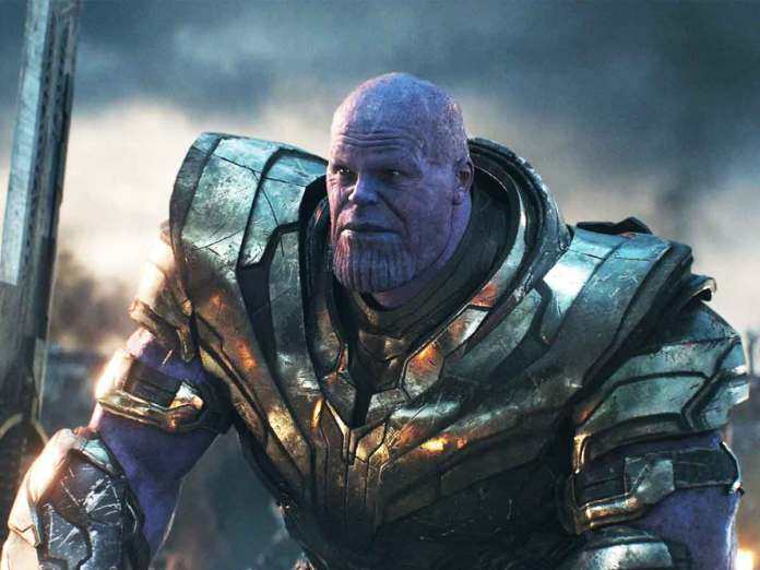 Avengers: Endgame shows the first versions of Thanos