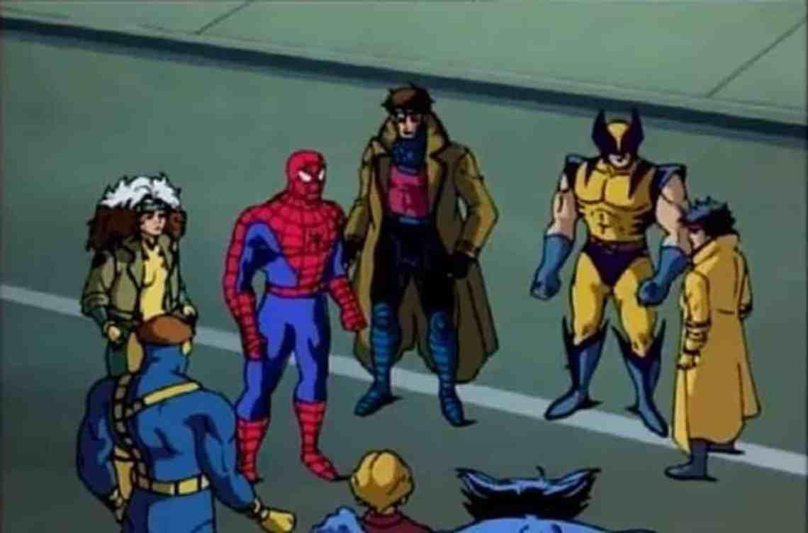 Los crossovers de la recordada serie del 94' la volvieron icónica