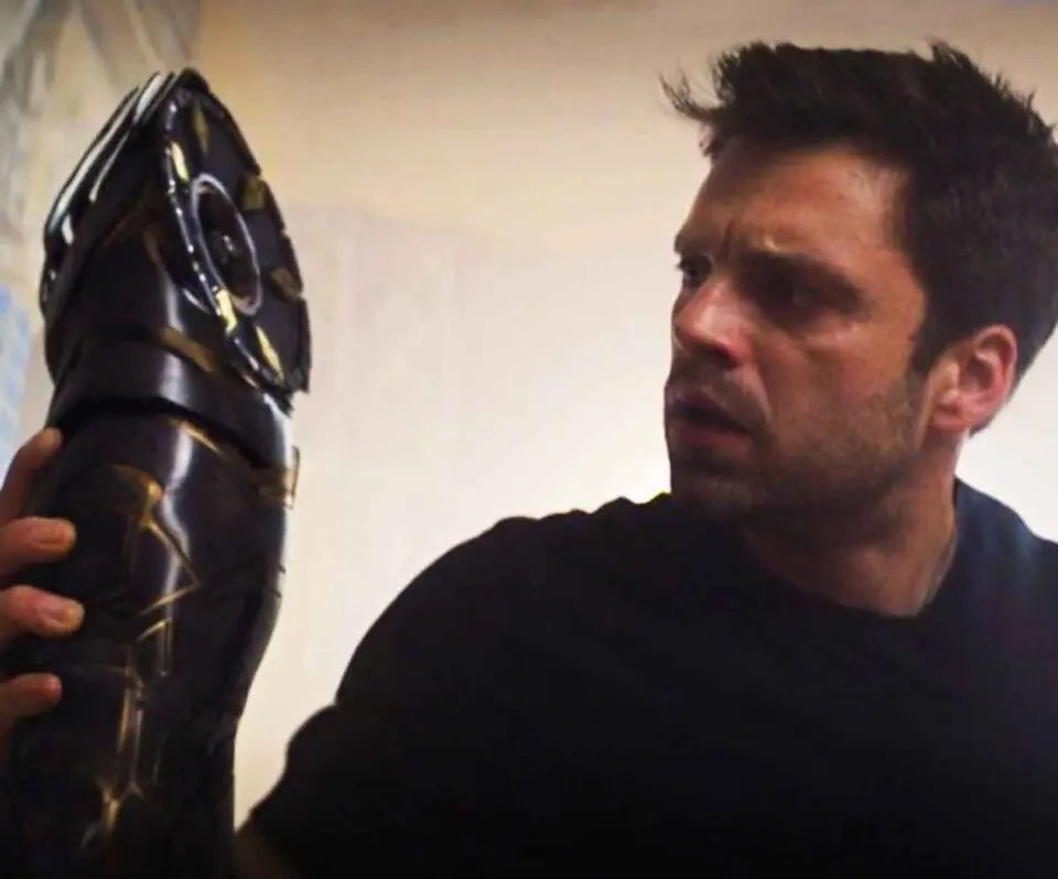 Marvel Studios revela cómo se desactiva el brazo del Soldado de Invierno
