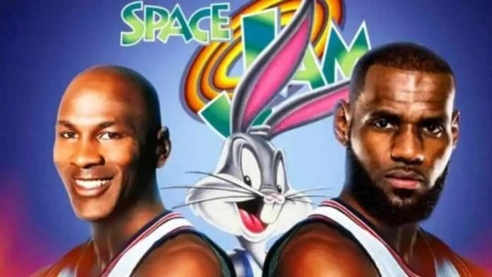 Space Jam (1996) / Space Jam (2021)