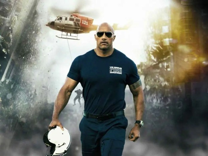 Dwayne Johnson could be without St. Andrew's sequel
