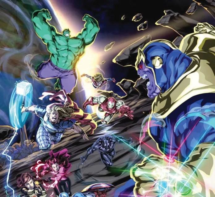 Avengers Tech-On