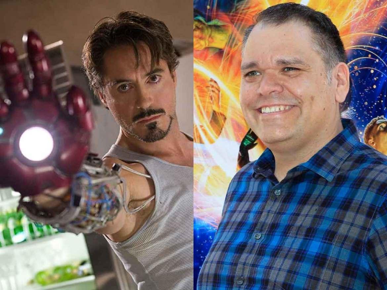 Robert Downey Jr sustituido por Mick Wingert Marvel Studios Iron man