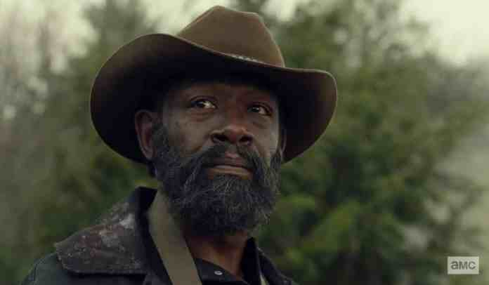 Fear the Walking Dead will have a new species of zombies