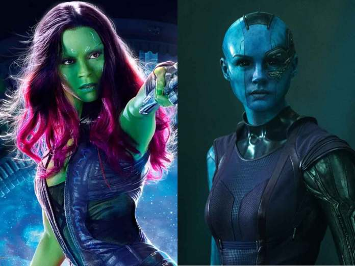 nebula gamora guardians of the galaxy vol 3 marvel studios