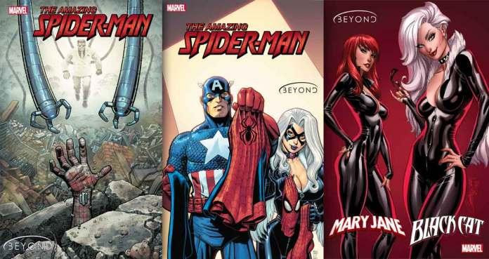 The Amazing Spider-Man Beyond Marvel Comics