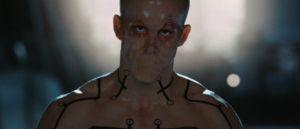 Deadpool of 2009's Wolverine Origins