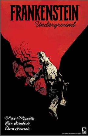 Best Comics 2015: Frankenstein Underground