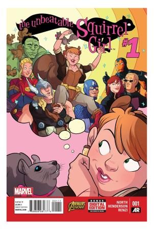 Best Comics of 2015: The Unbeatable Squirrel Girl