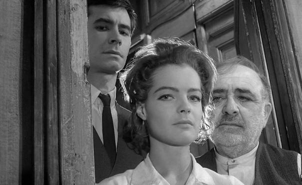 Orson Welles Le Procès  The Trial 1962 strange trio