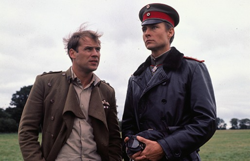 Von Richthofen and Brown - inside