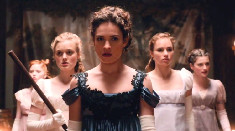 Film Fanatics: PRIDE AND PREJUDICE AND ZOMBIES Video Review