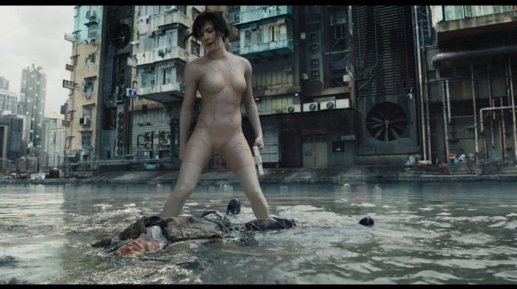 All New GHOST IN THE SHELL Trailer
