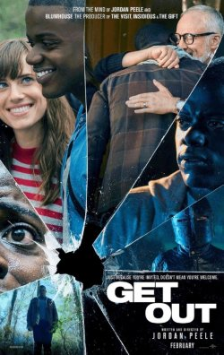 Get Out - 2017 Poster