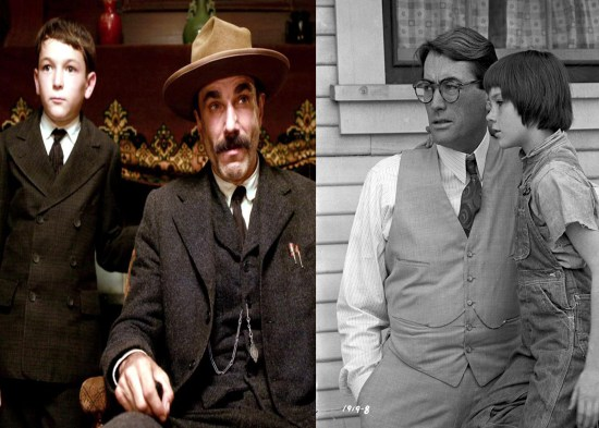 Daniel Day-Lewis : Atticus Finch Characters
