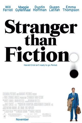 Stranger Than Fiction (2006) Poster