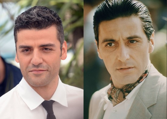 Oscar Isaac : Michael Corleone Characters