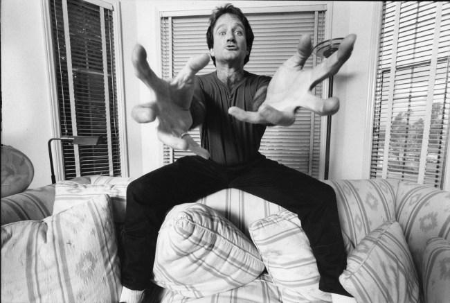 Robin Williams: Come Inside My Mind (2018) - Movie Still