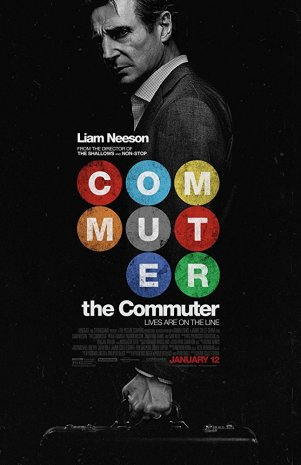 The Commuter (2018) - Poster